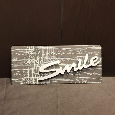 Schilderbilder Magnet SMILE