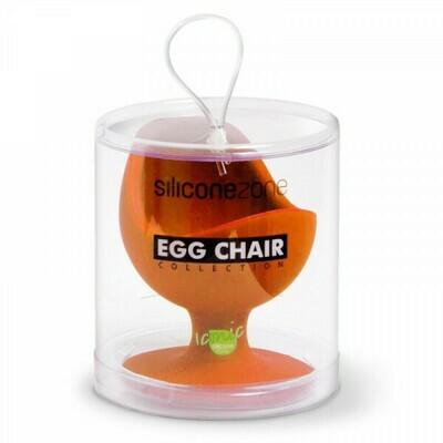 Egg Chair, orange