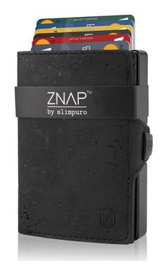 ZNAP - Korkleder schwarz,  12 Karten