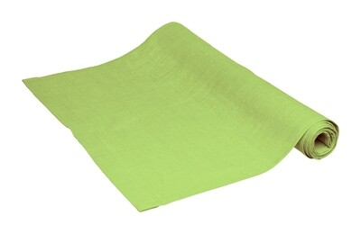 Leinen Tischset 37 x 50cm, hellgrün
