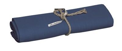 Leinen Tischläufer  47 x 150cm,  Blau