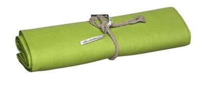 Leinen Tischläufer  47 x 150cm, Sommergrün