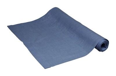 Leinen Tischset 37 x 50cm, blau