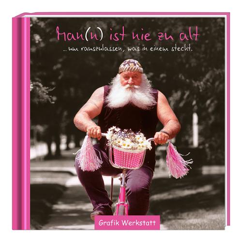 Minibuch Man(n) ist nie zu alt