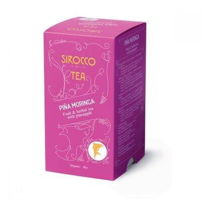 Sirocco Tee   Pina Moringa