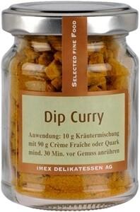 Dip Curry, im Glas, 100g