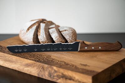 Brotmesser Säntis, Teflonklinge, Panoramaknife