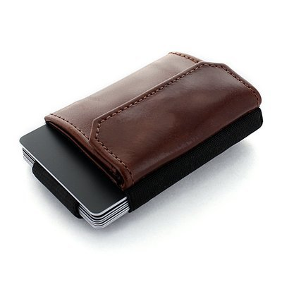 Nano Boy Pocket dark brown / black
