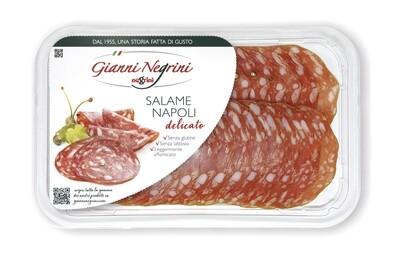 Salame Napoli vaschetta 80 gr