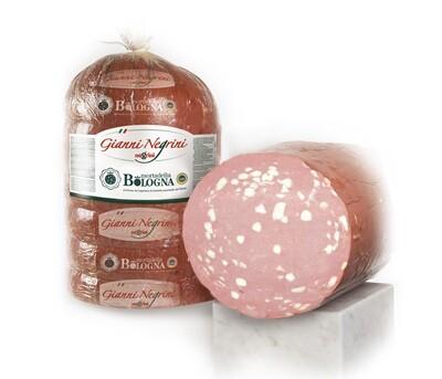 Mortadella Bologna Igp c/pistacchio 3 kg metà s/v