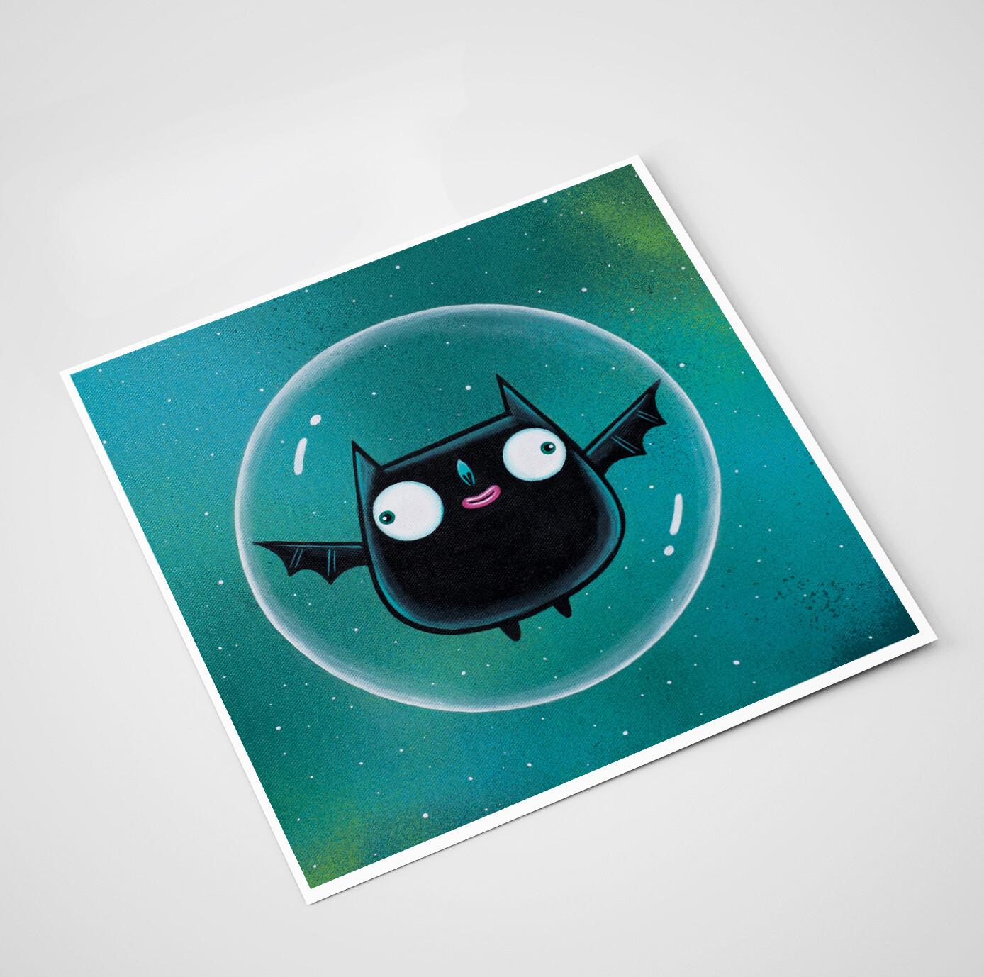 Bubble Bat