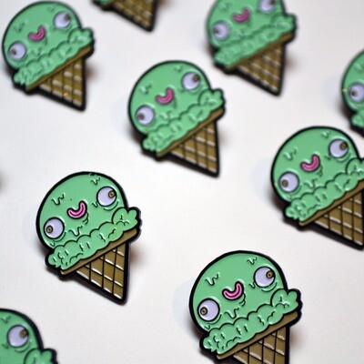Icecream Pin