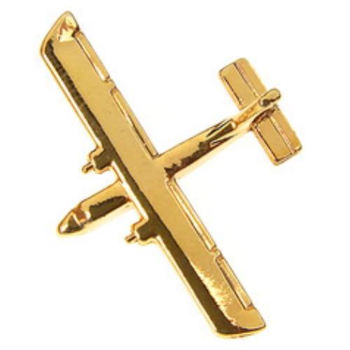 Islander Gold Plated Tie / Lapel Pin