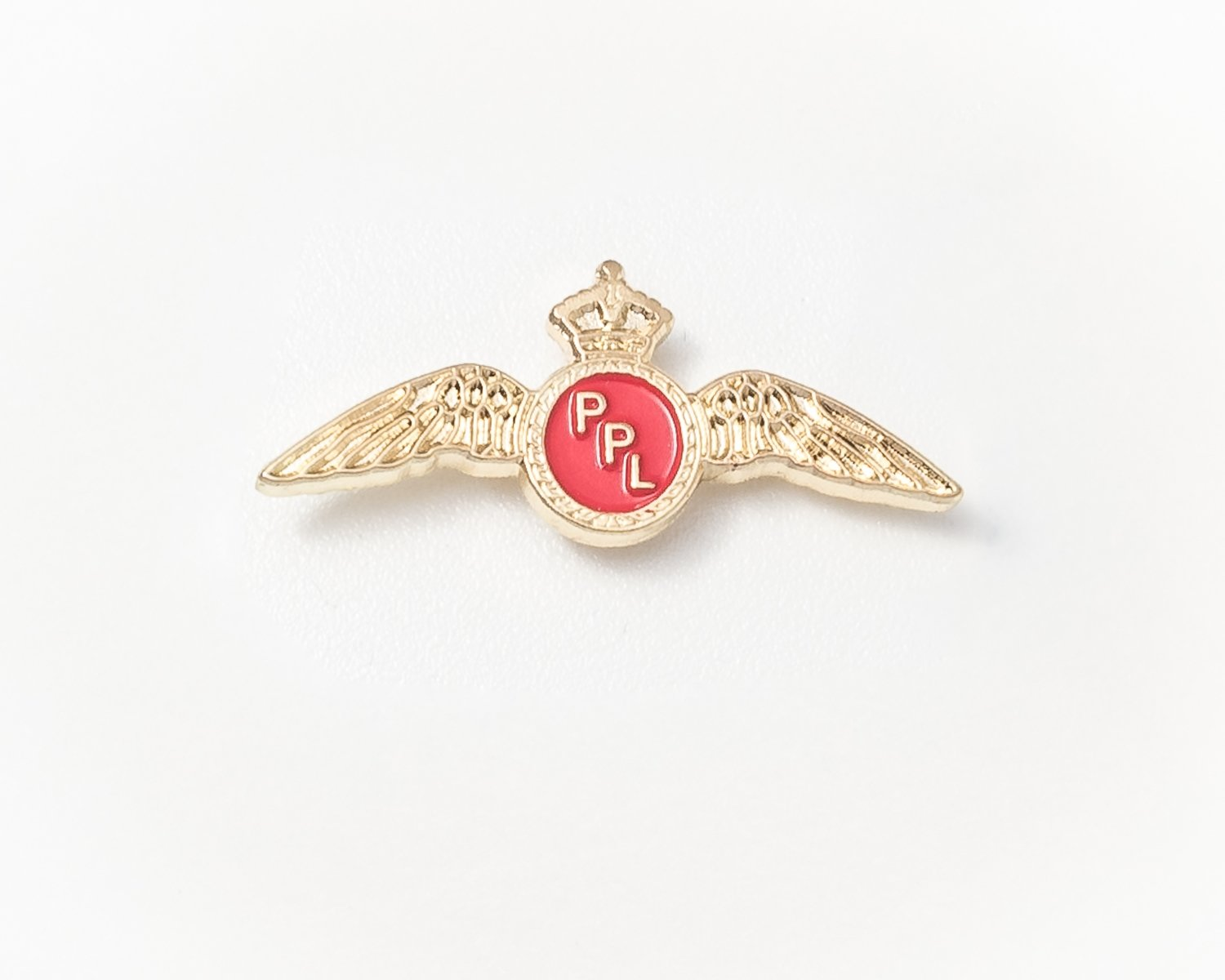 PPL Private Pilot's Wings Tie / Lapel Pin