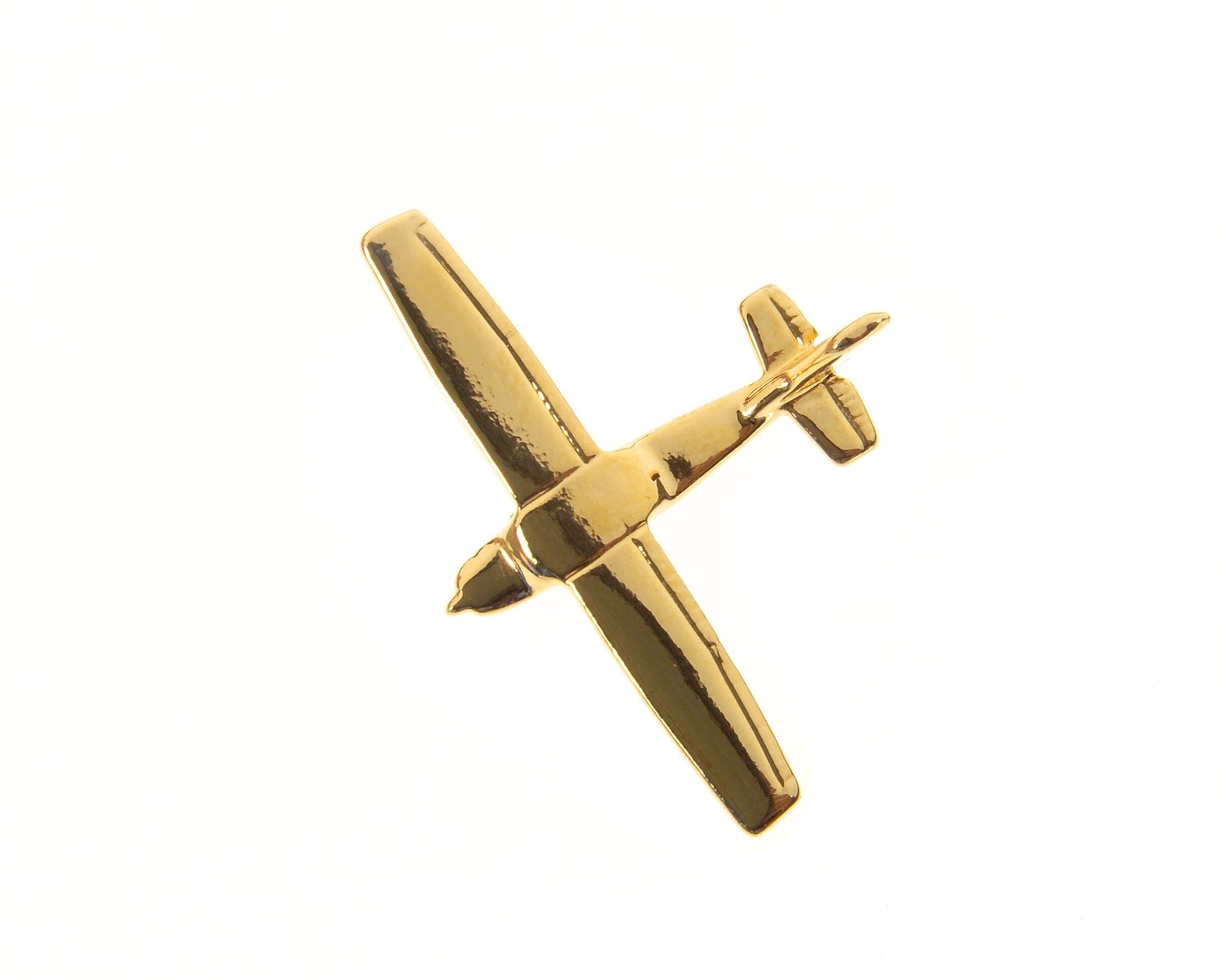 Cessna 150 / 172 Gold Plated Tie / Lapel Pin