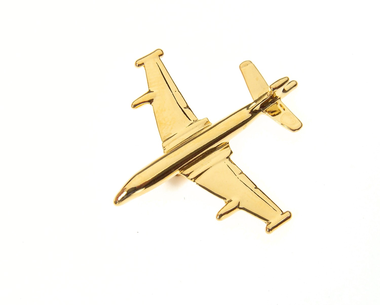Nimrod Gold Plated Tie / Lapel Pin