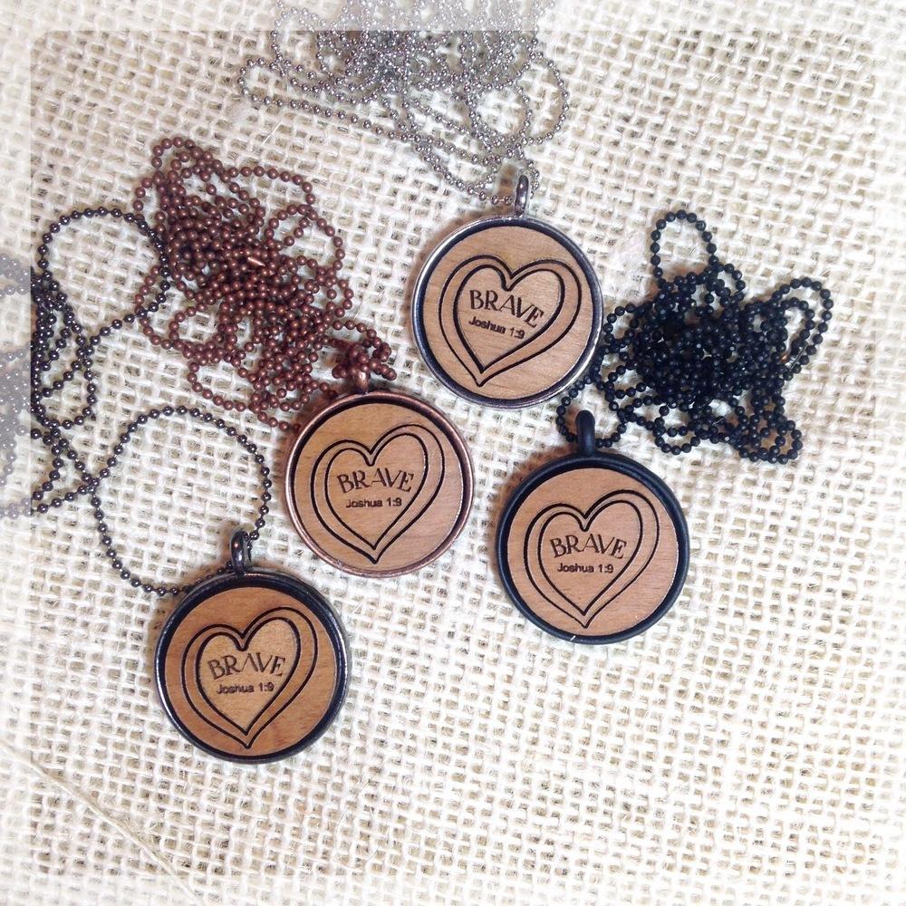 6. Brave Necklace