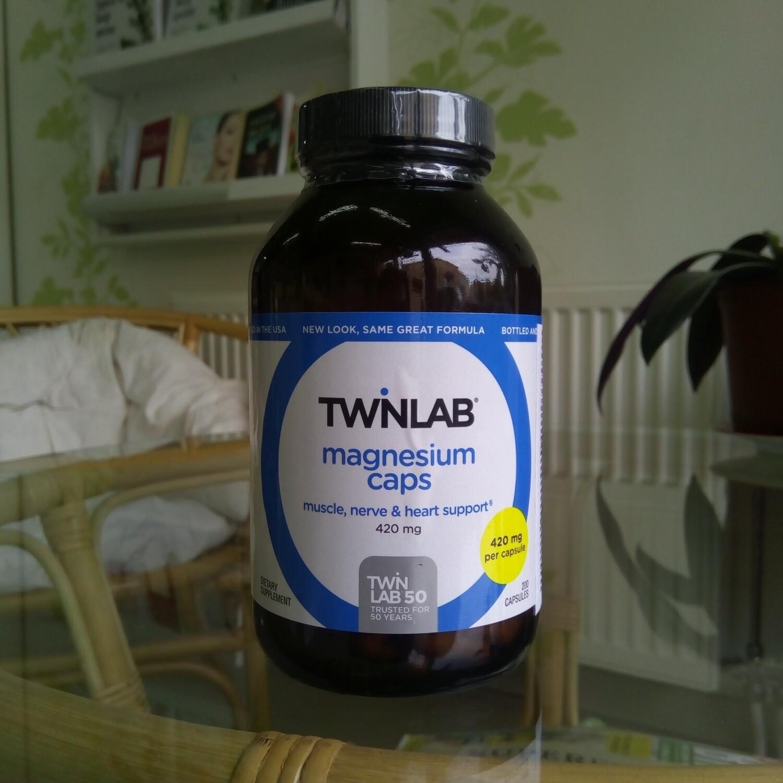 TL Magnesium caps 420 mg 100 kps