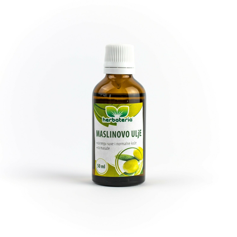 Herbateria - Maslinovo ulje 50 ml