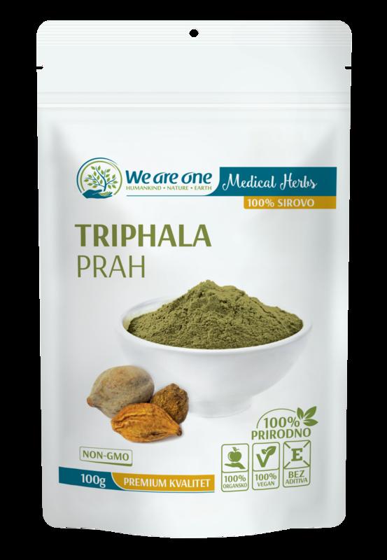 Triphala prah 100 g