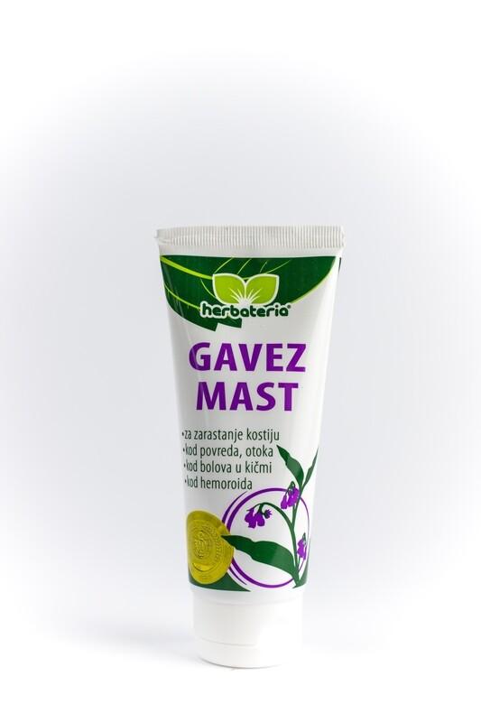 Herbateria - Gavez mast (100 ml, 200 ml)