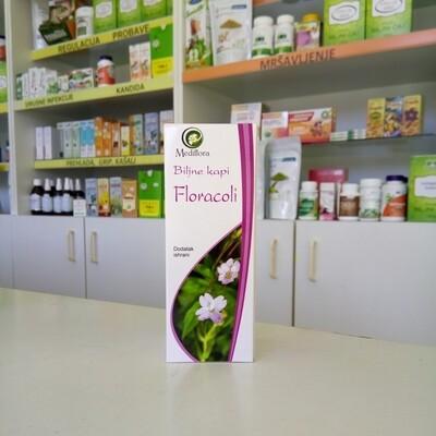 Floracoli kapi (biljne kapi za urinarne infekcije) 100 ml