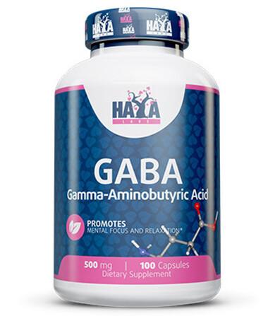 Haya Gaba 500 mg 100 kapsula