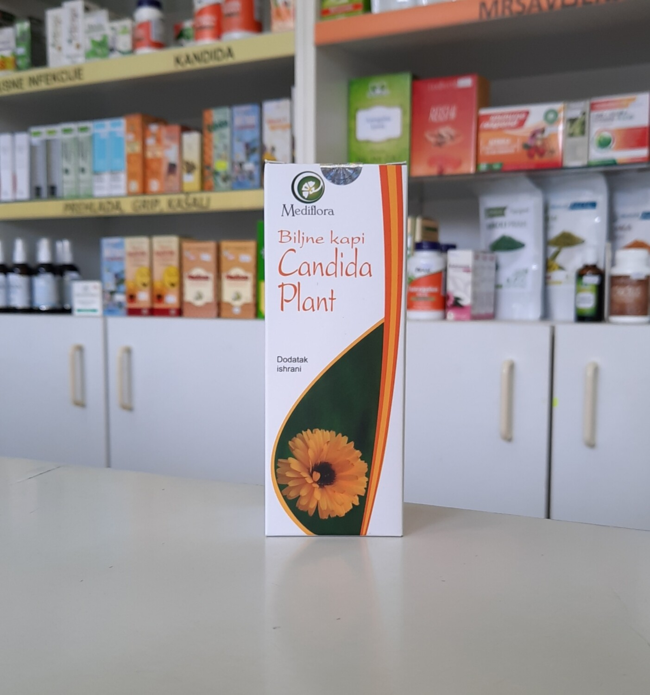 Candidaplant kapi 100 ml Mediflora
