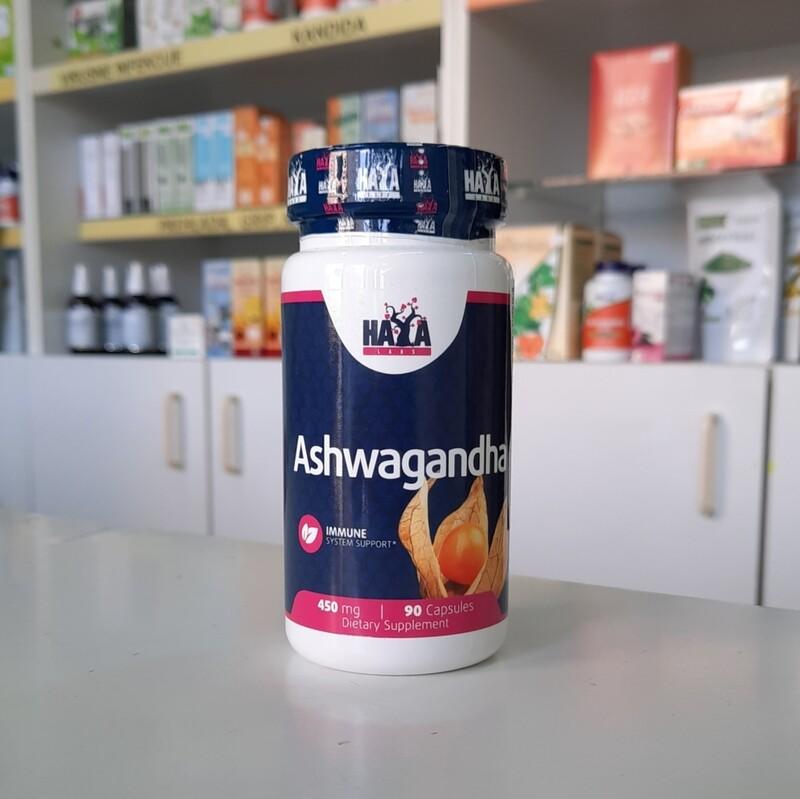 Haya Ashwagandha 450 mg 90 kps