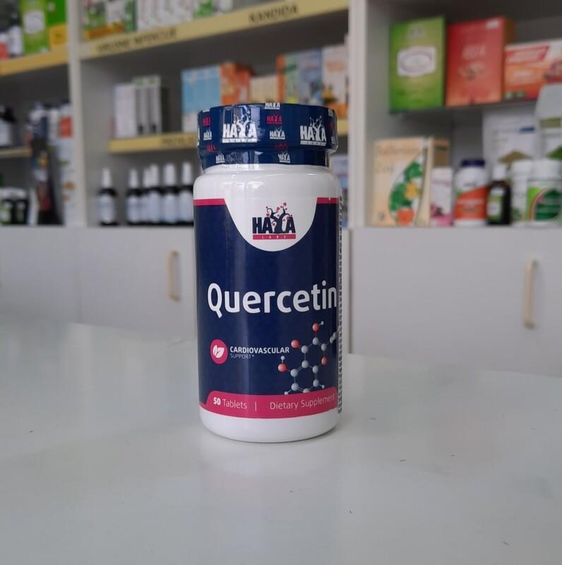 Haya Quercetin 500 mg 50 tbl