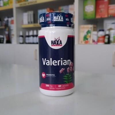 Haya Valerijana 250 mg 60 kps