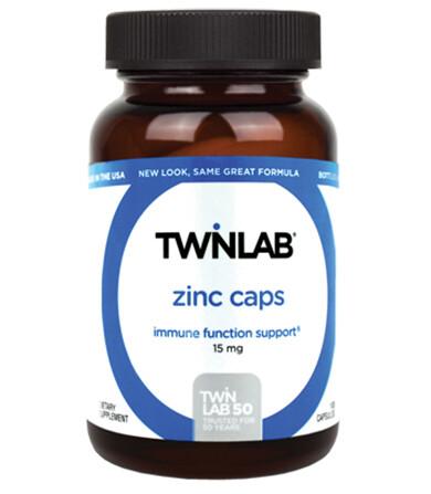 Twinlab Cink 15 mg