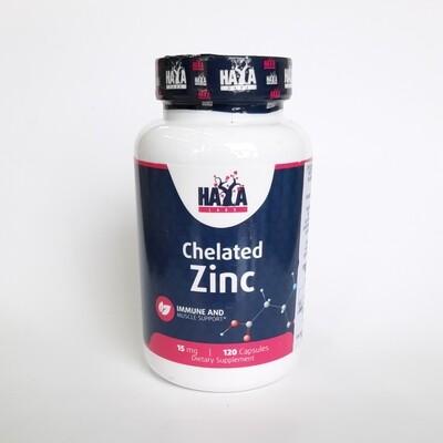 Haya Helirani cink 15 mg 120 kps