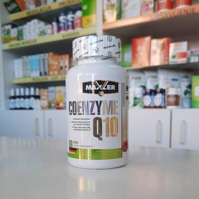Maxler Coenzyme Q10 100 mg 60 kps