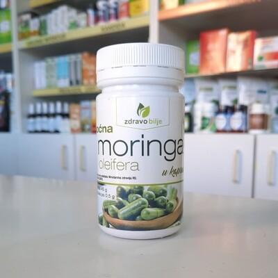 Zdravo bilje - Moringa kapsule 500 mg 90 kom (organski proizvod)