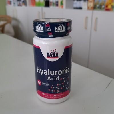 Haya Labs Hijaluronska kiselina 40 mg -30 kapsula