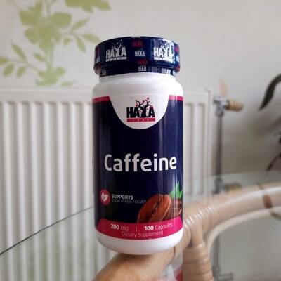 Haya caffeine 200 mg 100 kapsula