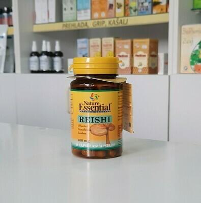 NE Reishi gljive, 400 mg 50 kapsula