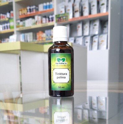 Herbateria - Tinktura pelina 50 ml
