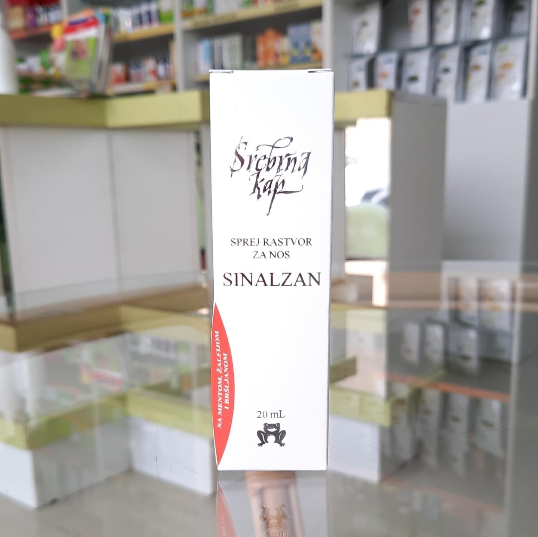 Sinalzan sprej 20 ml Koloid