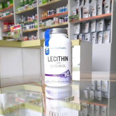Nutriversum Lecitin (sojin) 1200 mg 60 kps