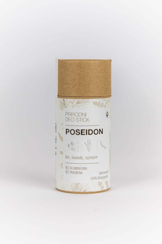 White lotus dezodorans u stiku 3-u-1 POSEIDON 50 ml