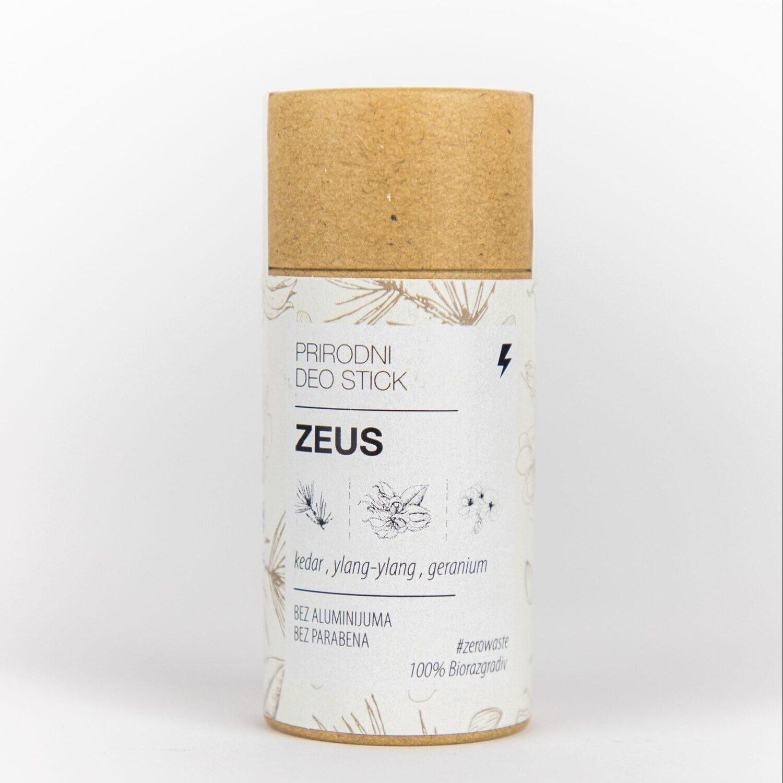 White lotus dezodorans u stiku 3-u-1 ZEUS 50 ml