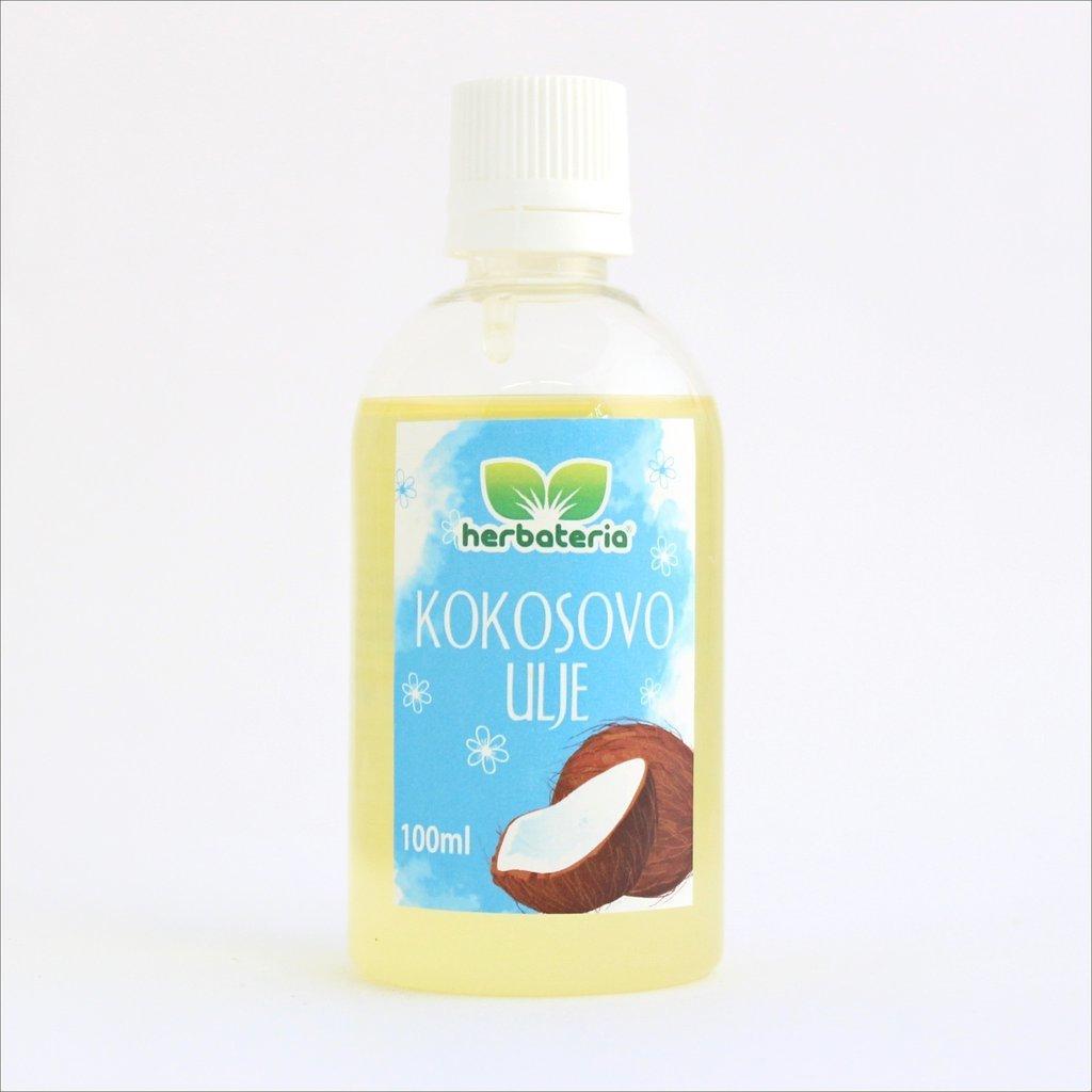 Herbateria - Kokosovo ulje 100 ml