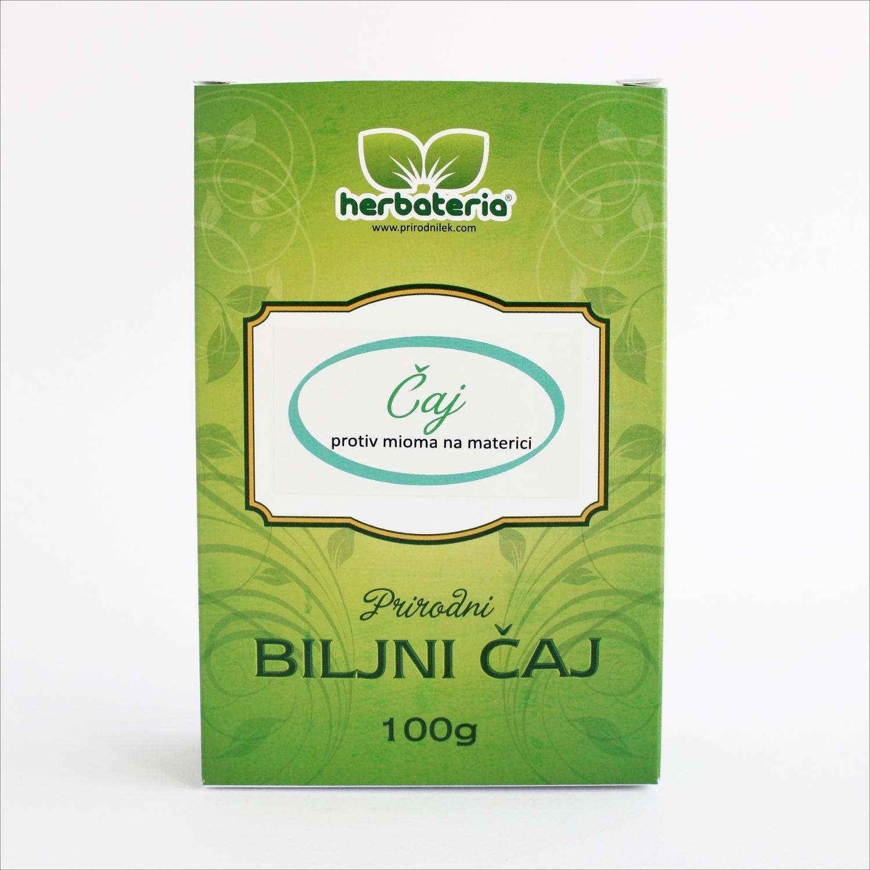 Herbateria - Čaj protiv mioma na materici