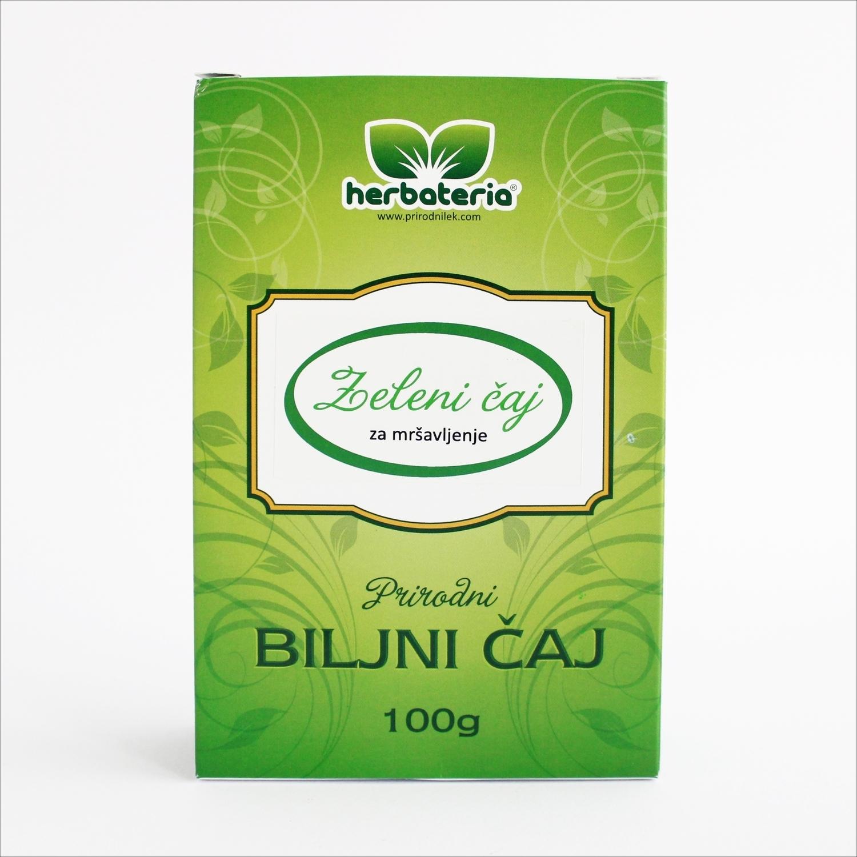 Herbateria - Zeleni čaj za mršavljenje