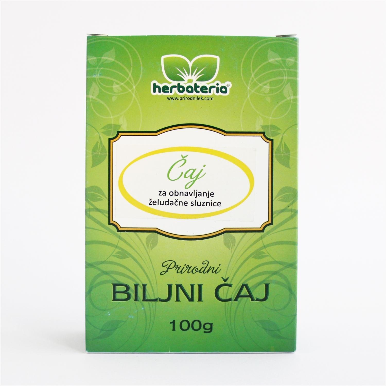 Herbateria - Čaj za obnavljanje želudačne sluznice