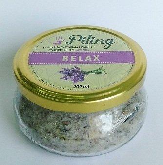 Herbateria - Piling za ruke 200 ml