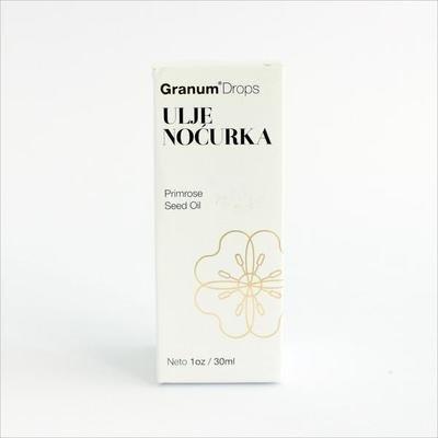 Granum Drops - ulje noćurka 30 ml
