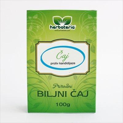 Herbateria - Čaj protiv kandidijaze za vaginalno ispiranje